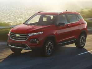 Chevrolet alcança 8 SUVs no México: algum virá para o Brasil?