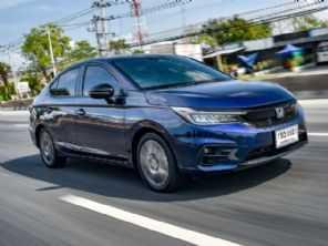 Honda City híbrido chega a novos mercados: uma boa para o Brasil?