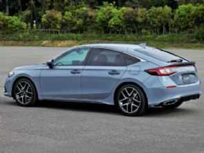 Com jeitão de cupê, novo Civic Hatch estreia nos EUA