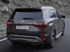 Hyundai Alcazar: indianos avaliam o SUV 7 lugares baseado no Creta