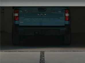 Rival da Fiat Toro, Ford Maverick terá versão híbrida