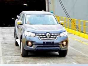Venda da Renault Alaskan ganha força com desembarque de picapes no Brasil