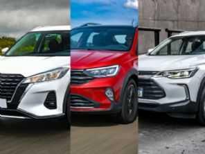 SUV compacto com muita tecnologia? Confira as melhores opções