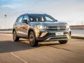Ao volante do VW Taos: o mais equilibrado entre os SUVs médios