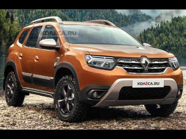 Renault Duster pode contar com facelift e nova versão turbo