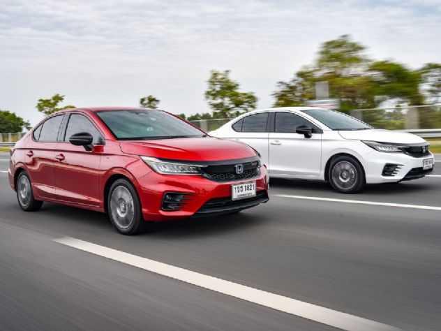 Sem Fit e Civic nacional, mas com City hatch: como pode ficar a Honda em 2022