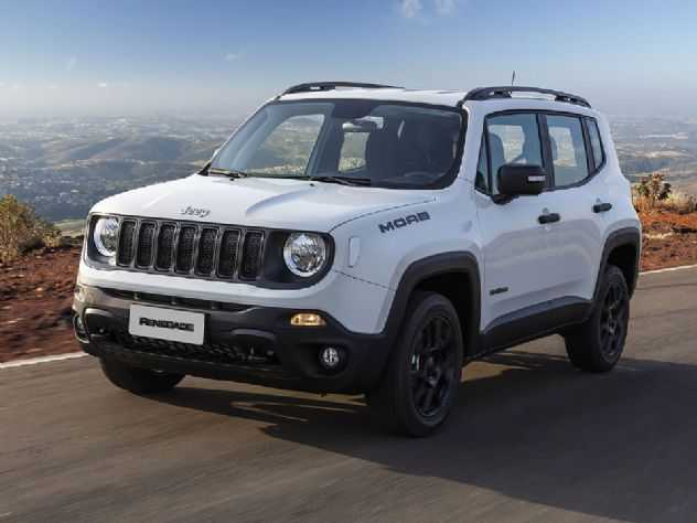 Em 10 meses, Jeep Renegade ficou 19,3% mais caro