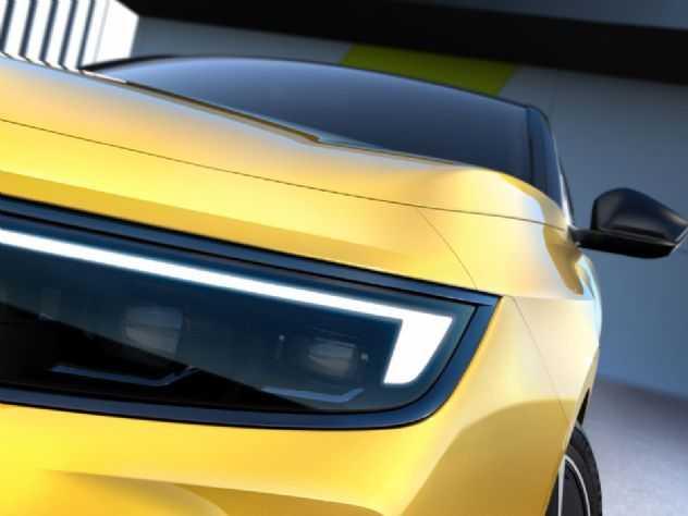 Ícone da Opel, Astra tem imagens da nova geração divulgadas
