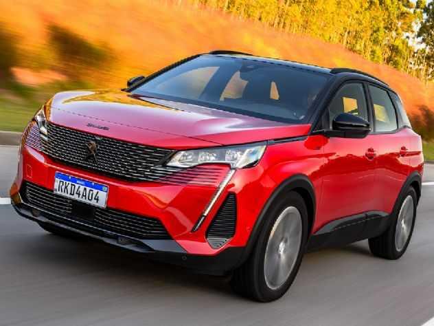 Novo Peugeot 3008 reforça sofisticação para se destacar entre SUVs médios