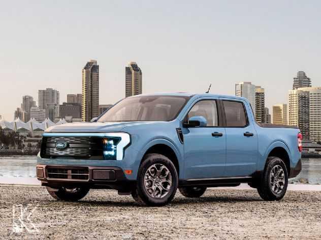 Ford tem grandes planos para a Maverick