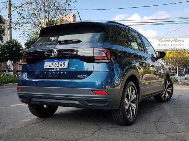 Teste: VW T-Cross 200 TSI automático 2021