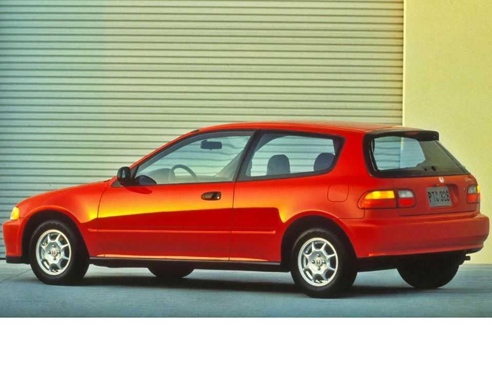 Honda Civic Hatch 1992