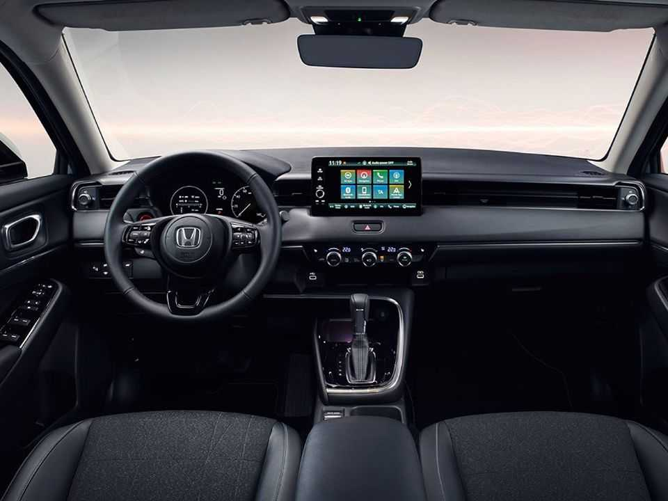 HondaHR-V 2022 - painel