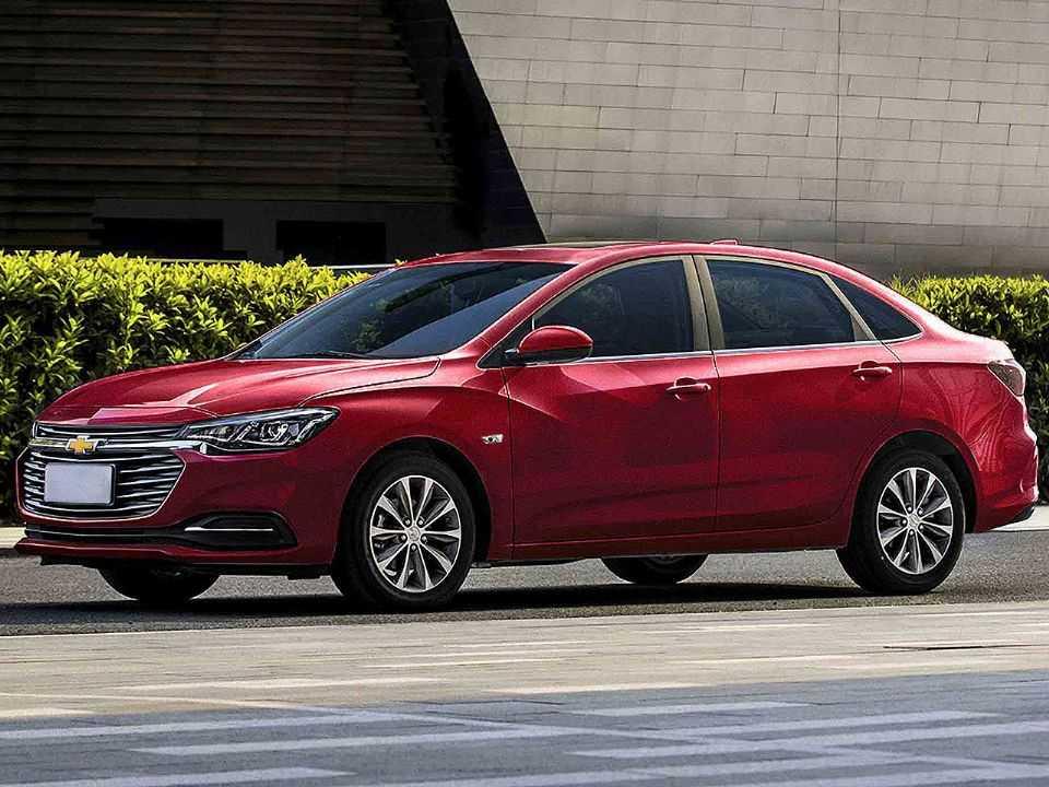Acima o Chevrolet Cavalier que será vendido no México