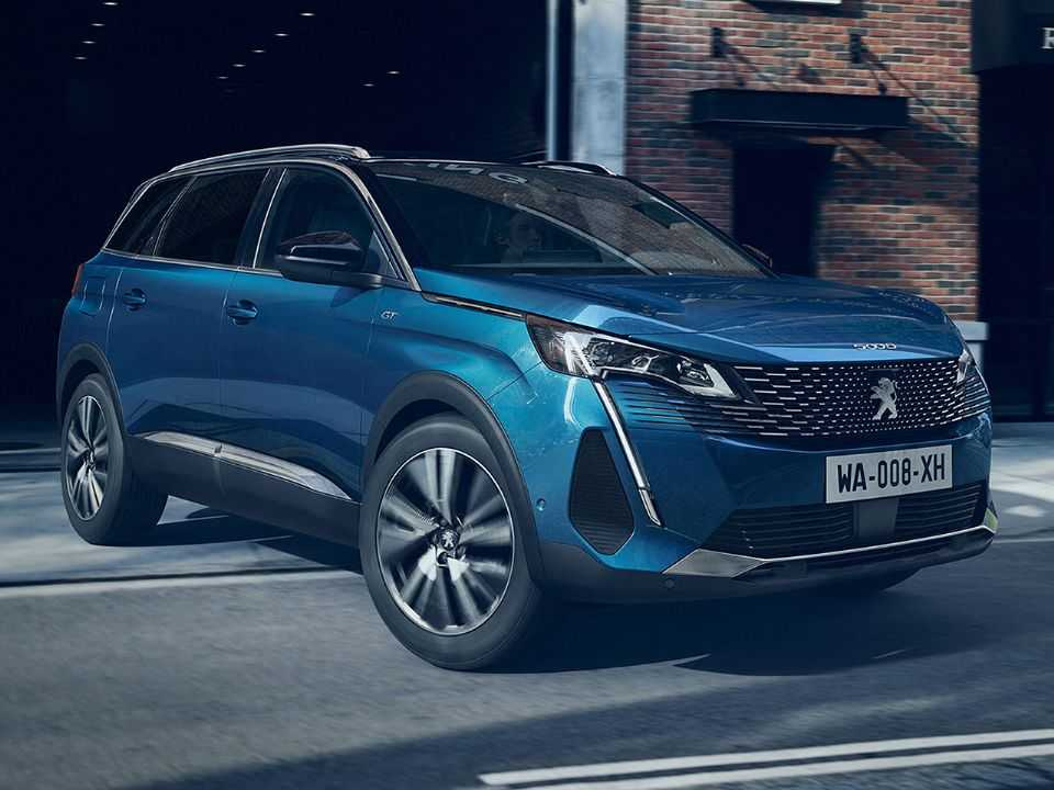 Novo Peugeot 5008: SUV 7 lugares nos planos para o Brasil