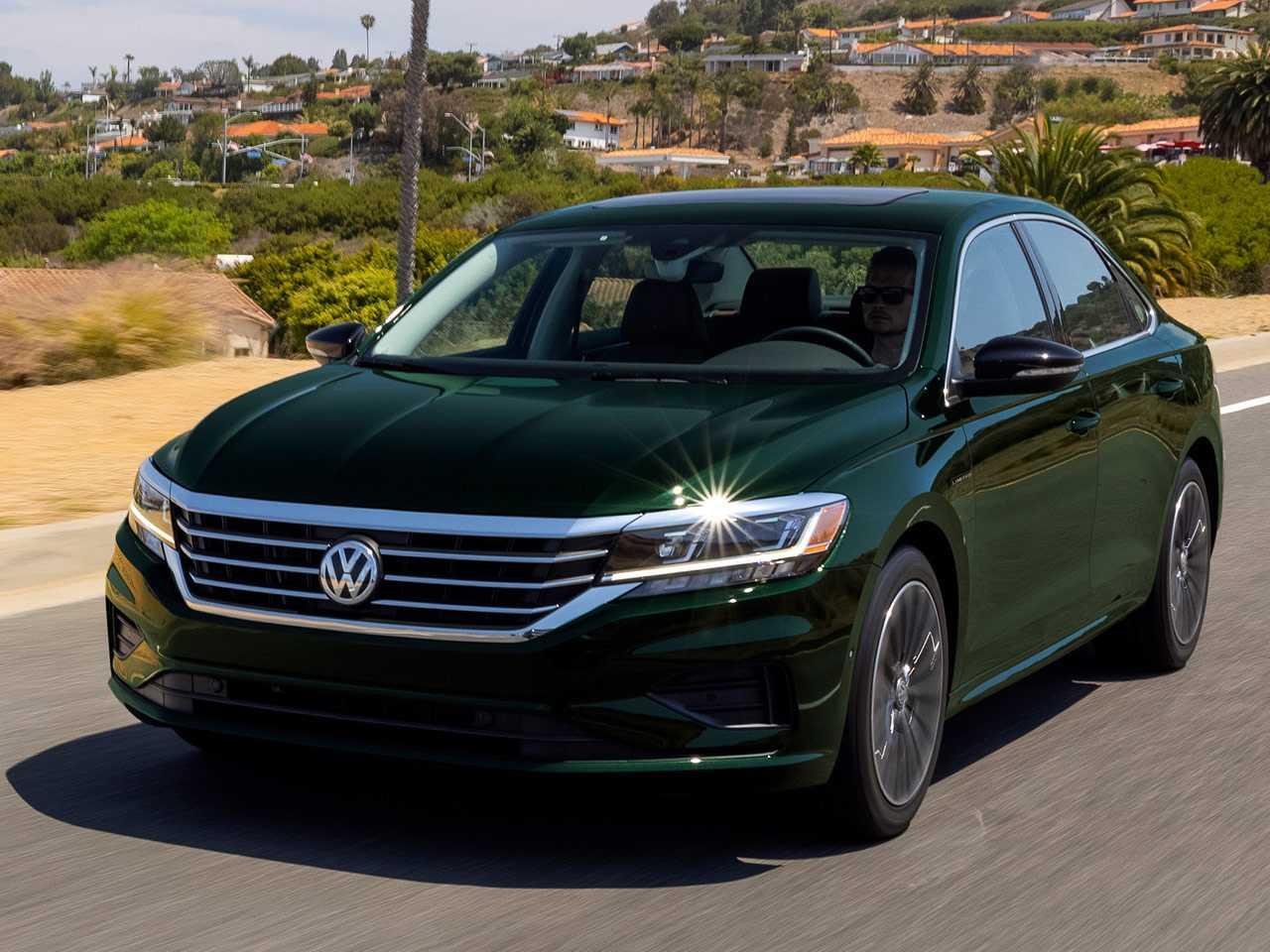 VW Passat Limited Edition