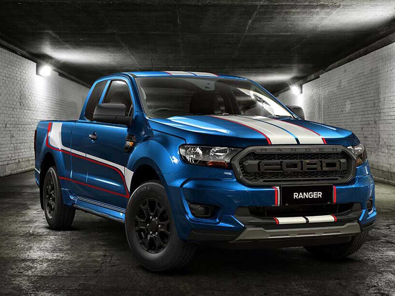 Ford Ranger XL Street Special Edition lançada na Tailândia