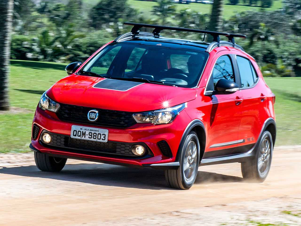 Fiat Argo 2021