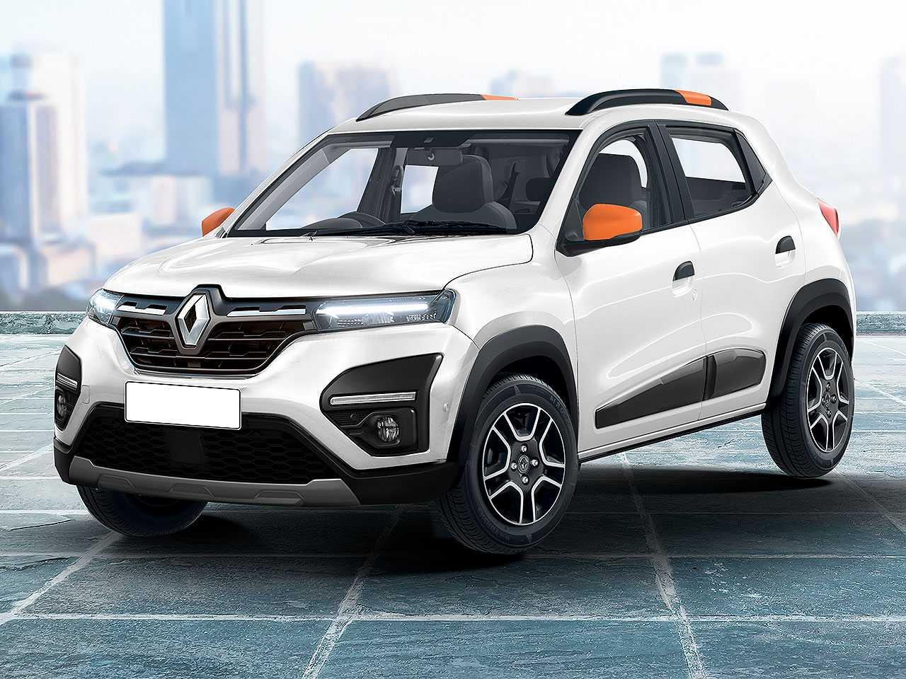 Projeção de Kleber Silva para o Renault Kwid 2023