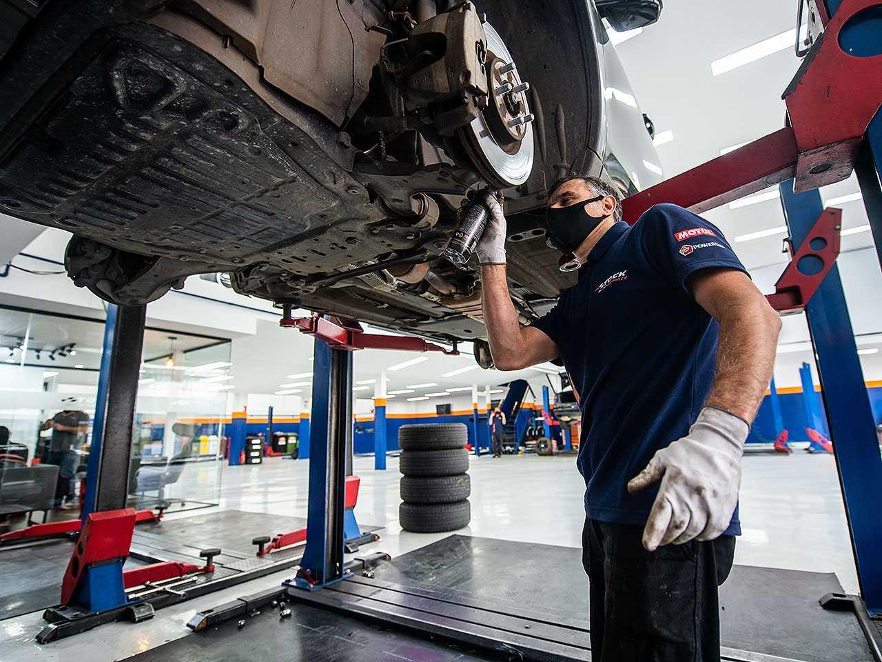 Primeiros sinais  de problemas começam a aparecer em torno de 30 dias de inutilização do carro