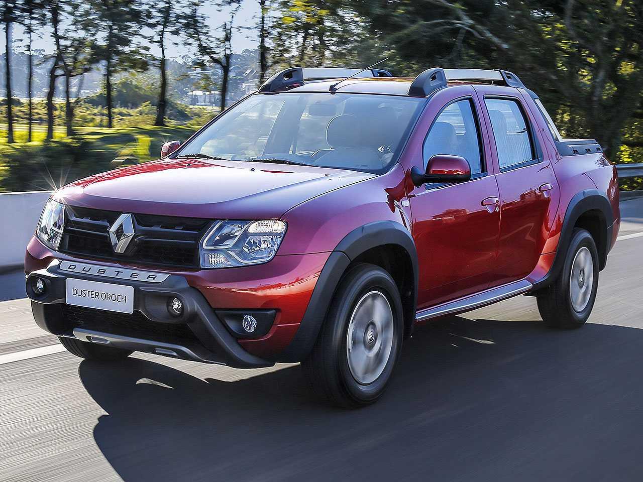 Renault Duster Oroch terá novidades no mercado brasileiro