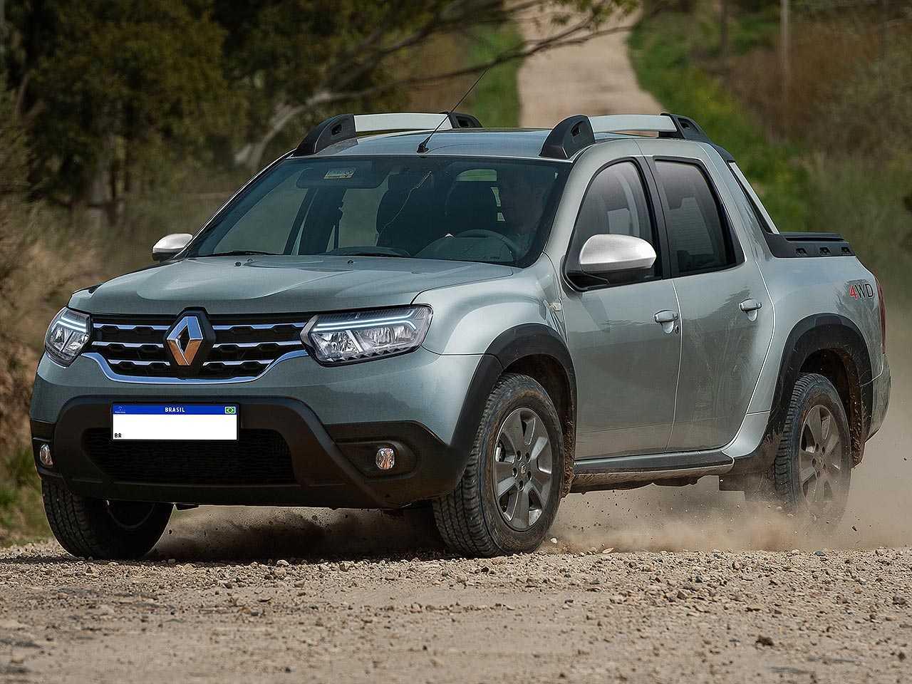 Sugestão de Kleber Silva para o facelift da Renault Duster Oroch