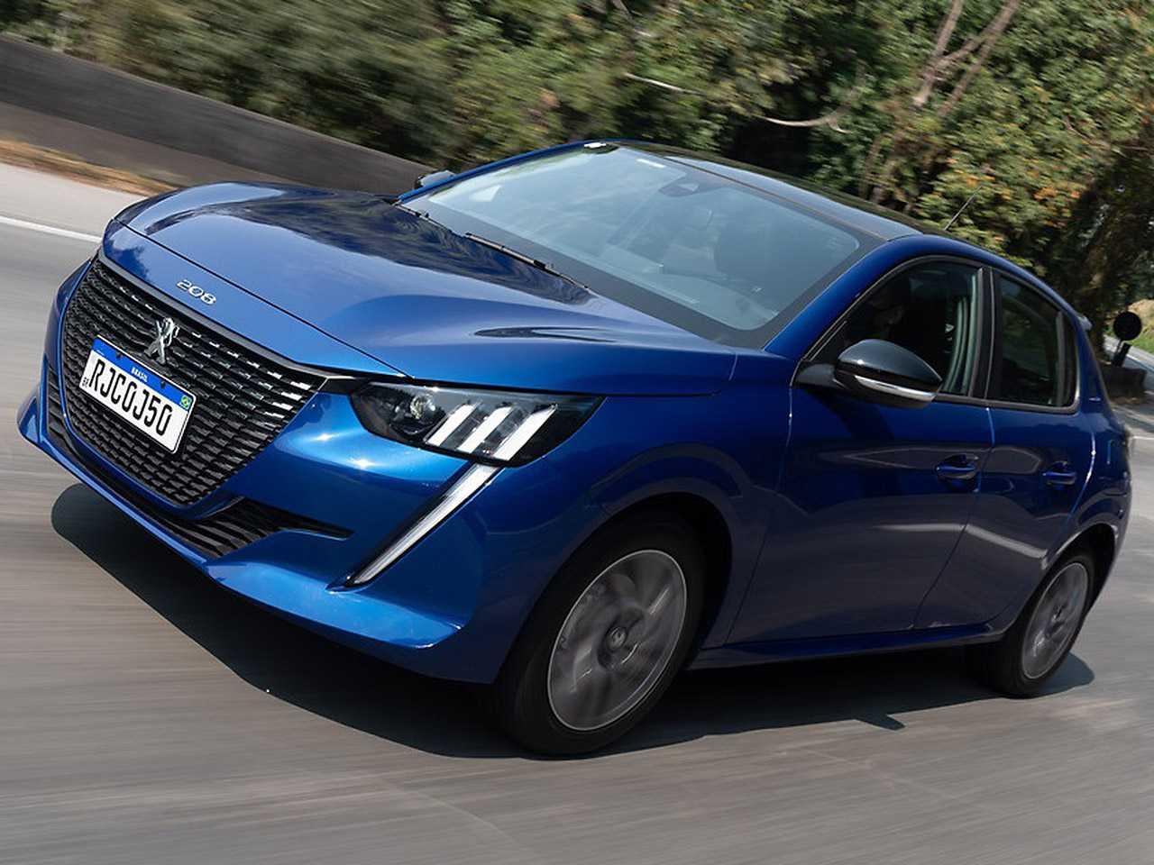 Peugeot 208 2021