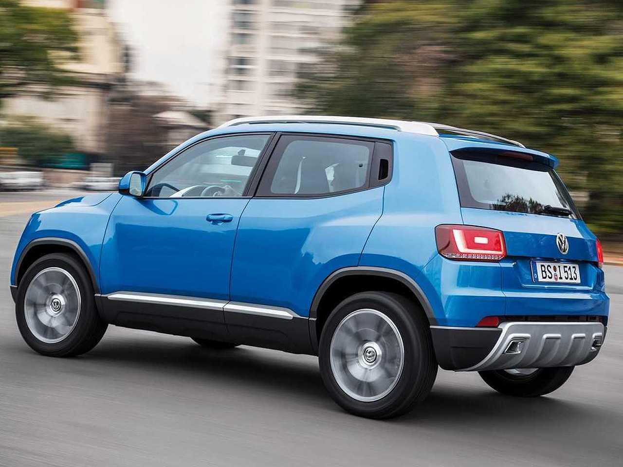 VW Taigun: conceito de 2012, revelado no Brasil, serve de referência para um crossover pequeno da marca