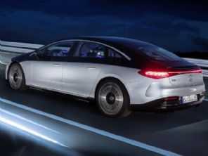 Mercedes promete carro elétrico com 1.000 km de autonomia em 2022