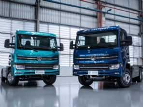 Primeiro Volkswagen elétrico do Brasil é caminhão de R$ 800 mil