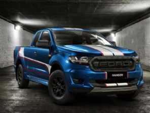 Ford Ranger ganha versão com visual esportivo na Tailândia