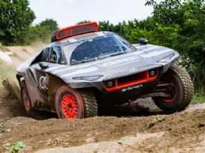 SUV com até 680 cv será o primeiro elétrico no Rali Dakar
