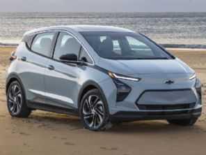 Chevrolet Bolt 2022 terá versão exclusiva para o Brasil