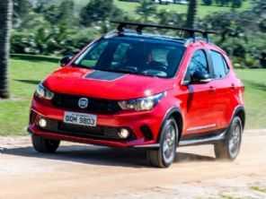Fiat Argo, a caminho de ser o automóvel mais vendido do Brasil