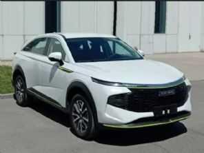 Chinesa cotada para o Brasil tem novo SUV vazado na internet