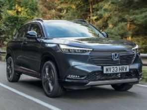 Novo Honda HR-V híbrido alcança média de 18,5 km/l