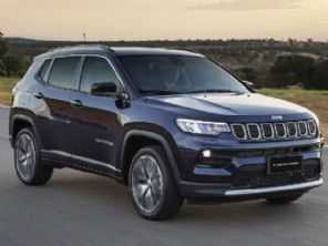 Teste: Jeep Compass T270 1.3 turbo 2022