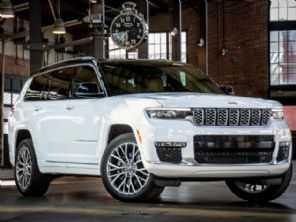 Futuro SUV mais caro da Jeep no Brasil: conheça o Grand Cherokee L