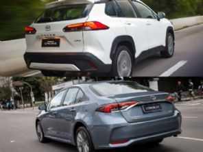 Toyota Corolla ou Corolla Cross: qual é a melhor escolha?