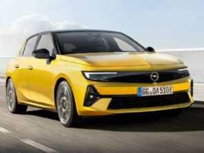 Novo Astra surge como um '308' da Opel