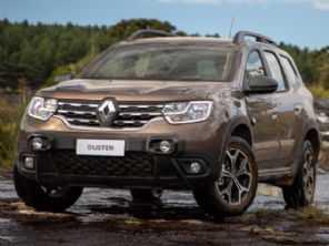 Renault Duster com motor turbo e tração 4x4 estreia na Argentina