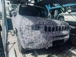 Depois do Compass, Jeep prepara novo Renegade 2023