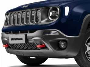Jeep avalia Renegade com opção híbrida-leve na Europa