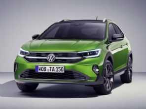 Volkswagen lança o Taigo, 'irmão rico' do Nivus