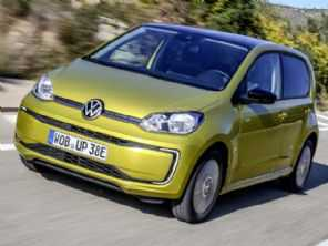 VW e-up! chega à América Latina, mas fica longe do Brasil