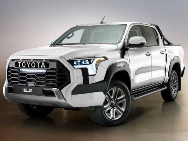 Toyota Hilux 2025: o que esperar da nova geração da picape