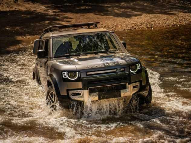 Em um ano, Land Rover Defender ficou R$ 120 mil mais caro