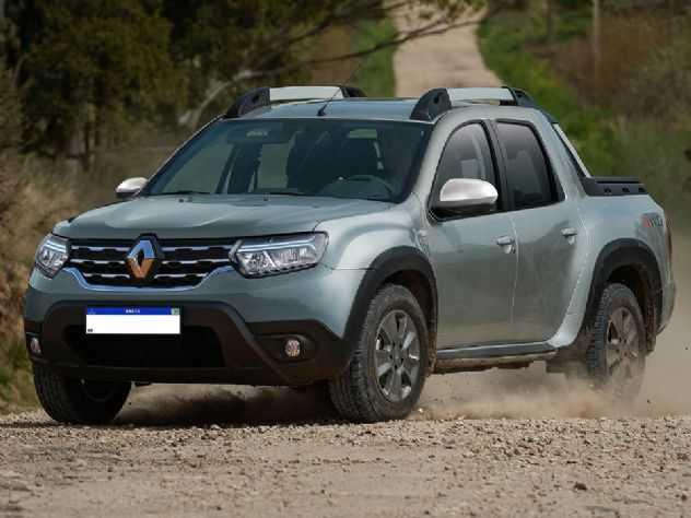 Renault Duster Oroch 2023: como pode ficar a picape atualizada