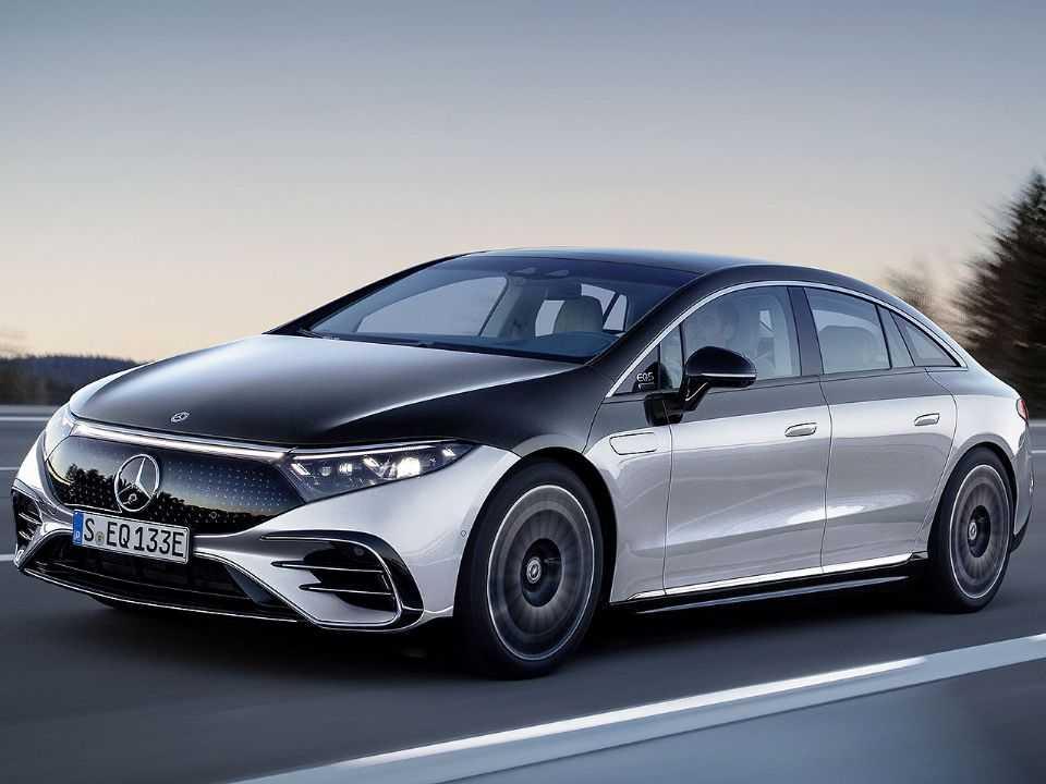 Mercedes-Benz EQS: sedã de luxo elétrico será lançado até o fim deste ano