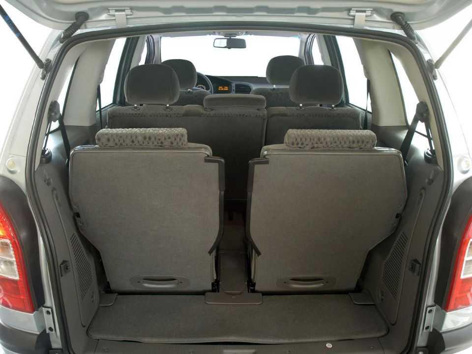 Chevrolet Zafira 2012